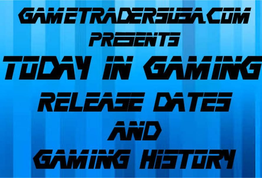 Today in Gaming – 11/16/2015