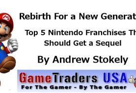 Top 5 Nintendo Franchises That Should Get Sequel