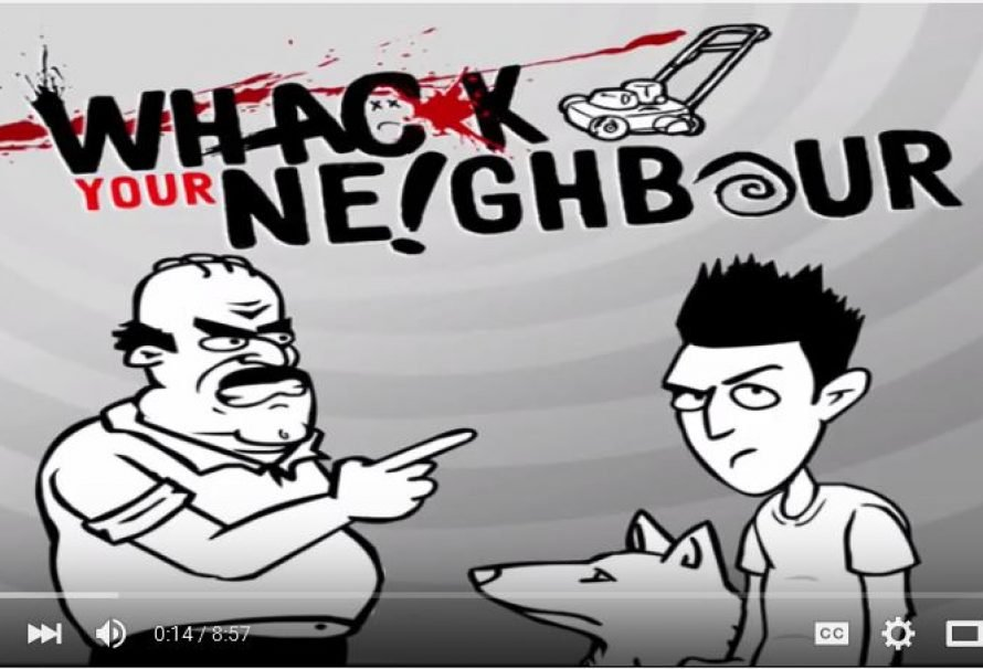 Whack Your Neighbor With Kira and Ivan