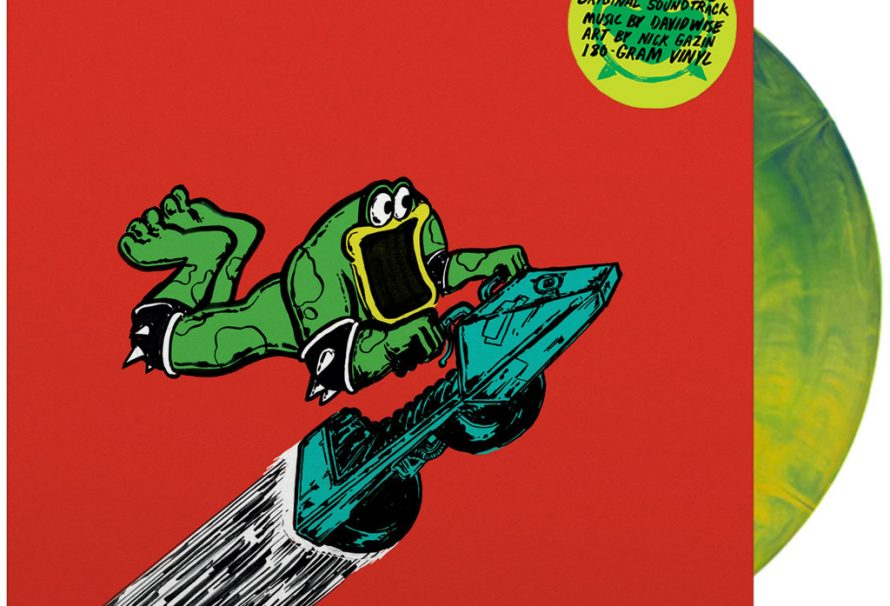 Battletoads Vinyl Soundtrack – Limited Supply
