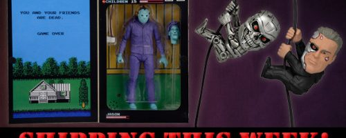 Friday the 13th Action Figure With Theme Music