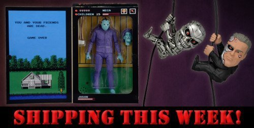 Friday the 13th Action Figure