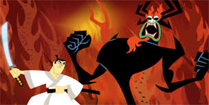 Samurai Jack Coming Back in 2016