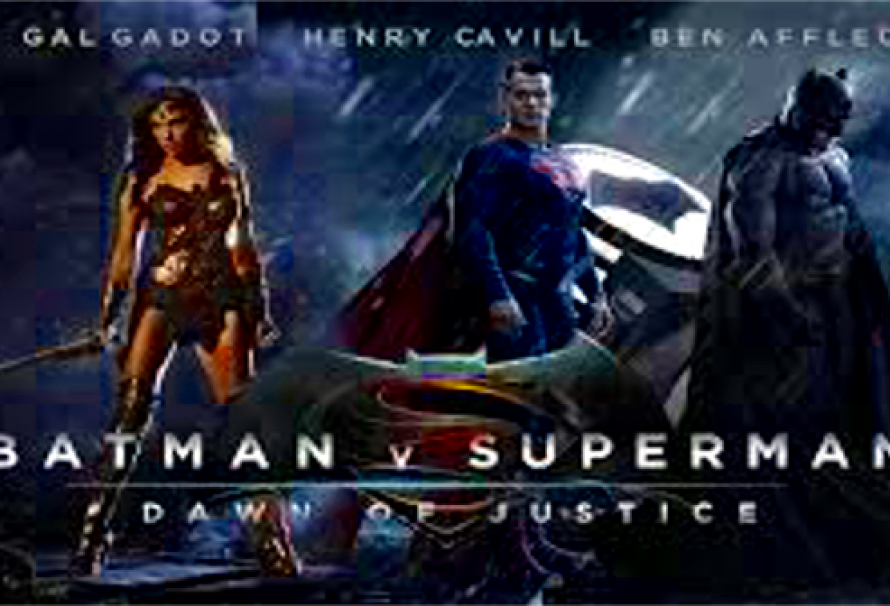 NEW Batman vs Superman: Dawn of Justice Trailer