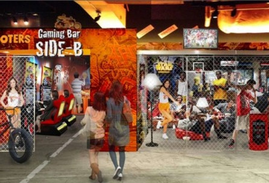 Hooters and Namco Join Forces In Tokyo