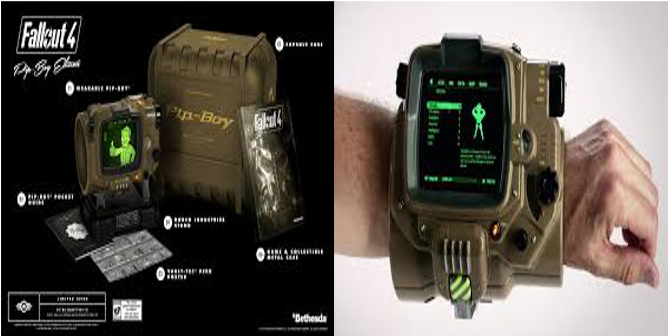 Buy pip boy edition fallout 4.