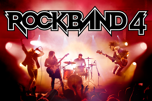 Rock Band 4 Brutal Update