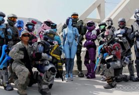 Amazing Halo Cosplay