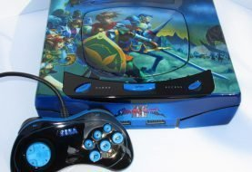 Custom Sega Saturn Shining Force III Saturn Up For Auction