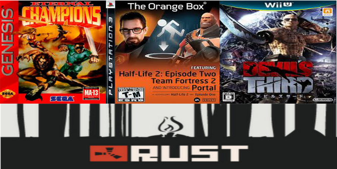 Today in Gaming 12/11/15