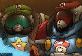 Super Mario Bros – Now With Power Armor!