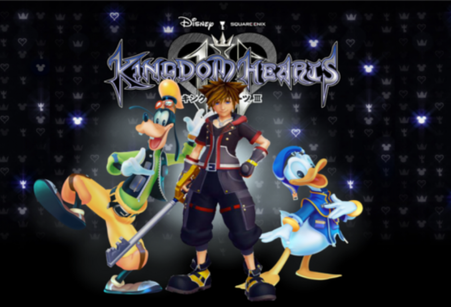 Kingdom Hearts 2.8 & Kingdom Hearts 3 Trailer