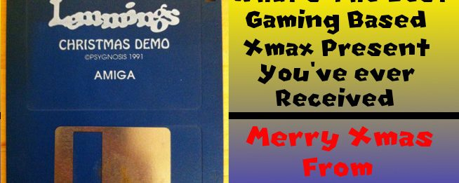 What's The Best Gaming Gift You've Ever Received?
