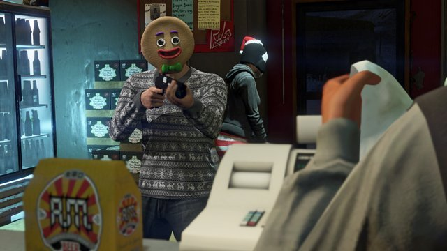 GTA Holiday Update