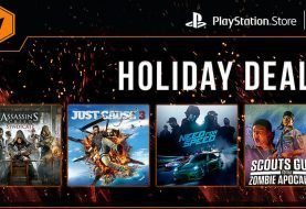 List Of PlayStation's Holiday Flash Sale Titles & Prices