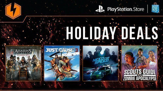 PlayStation's Holiday Flash Sale