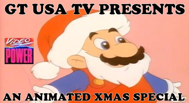 GT USA Presents: An Animated Xmas Special