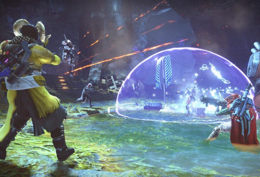 """Destiny Getting """"Larger"""" Update After Valentine's Day Event"""