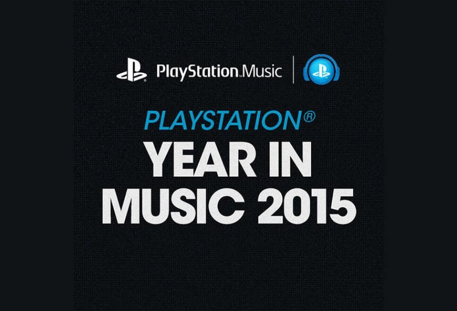 PlayStation Music: Top Tracks of 2015 Revealed