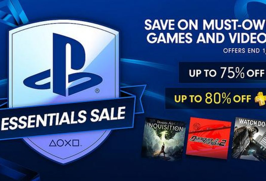 GTA 5, P4G, and More Discounted in PlayStation Essentials Sale