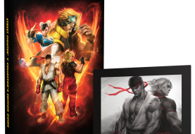 Street Fighter V Official Guide Revealed