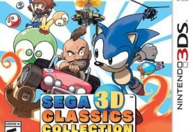 Sega 3D Classics Collection Coming to 3DS in April