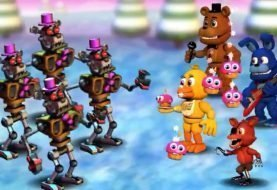 FNAF World | Removed