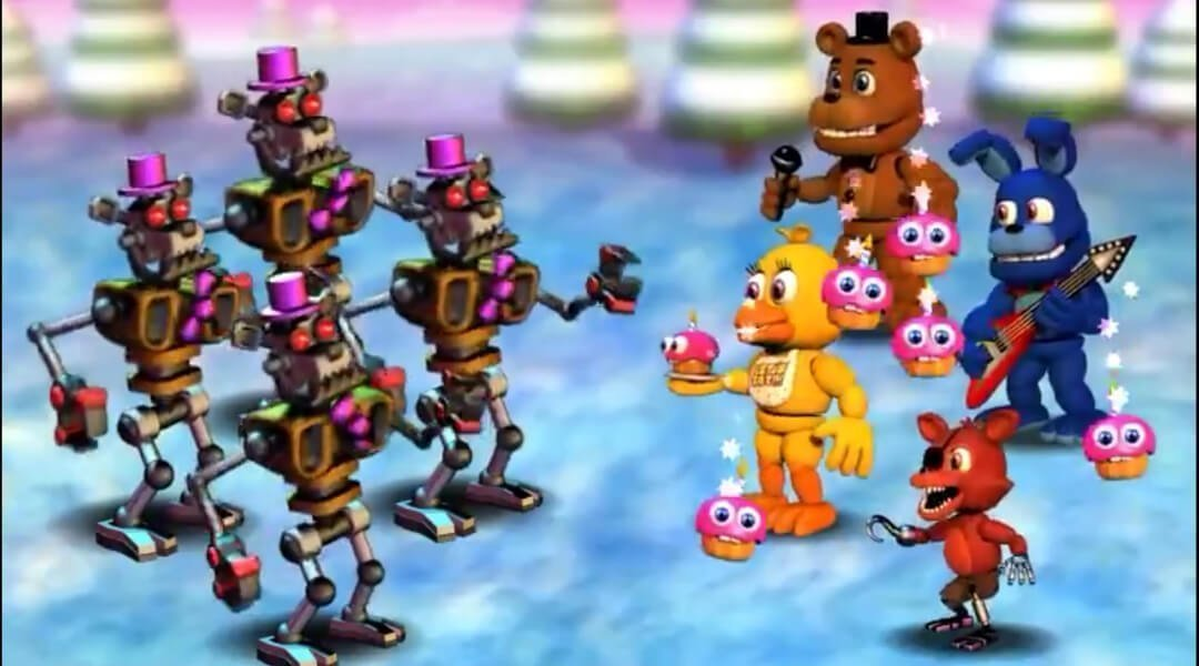 FNAF-World-Teaser-Trailer-Released