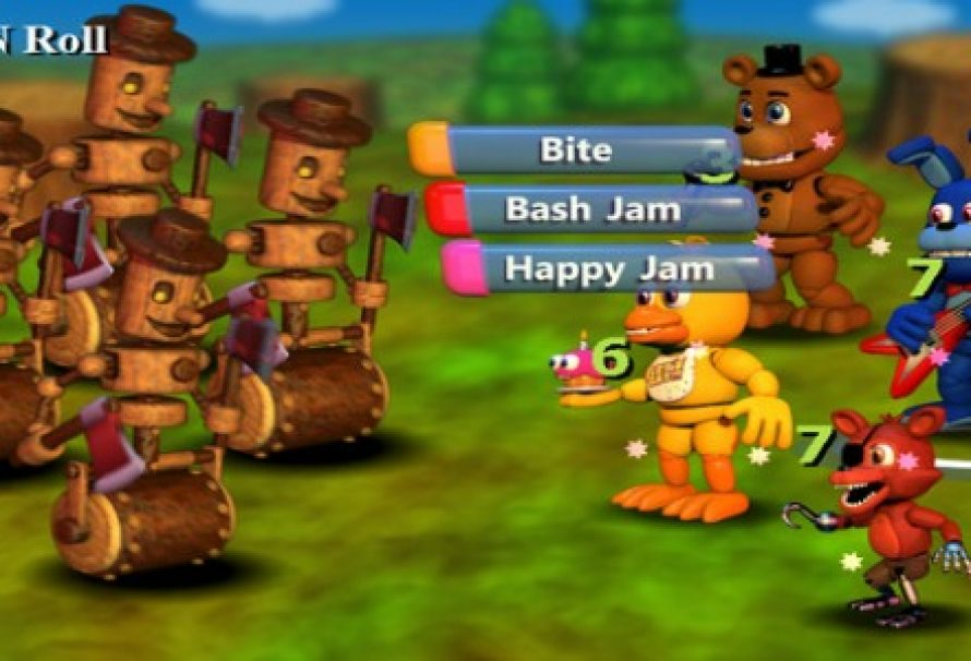 Five Nights At Freddy's Just Joined The RPG World In New PC Game