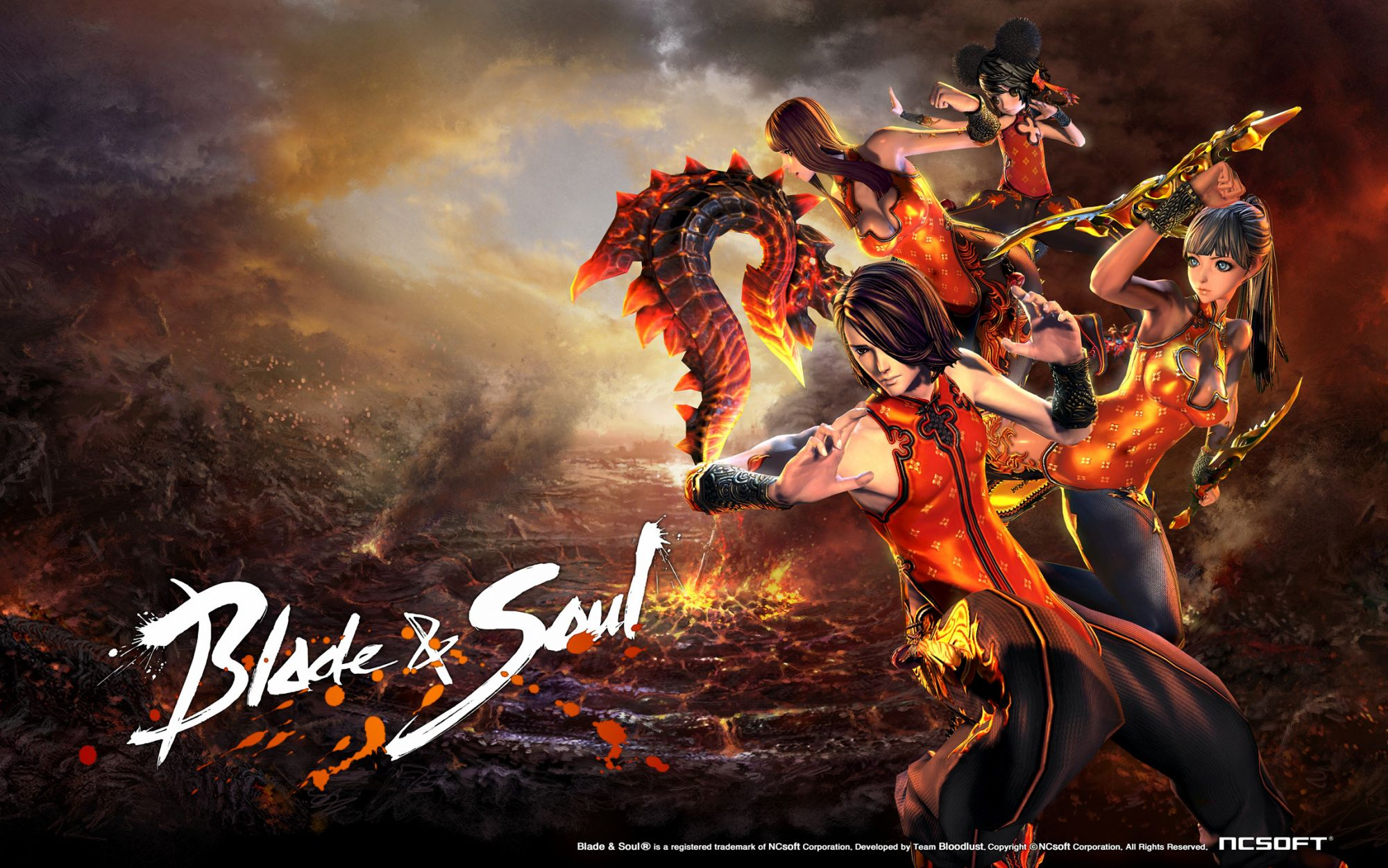 Image result for Blade and soul free game download