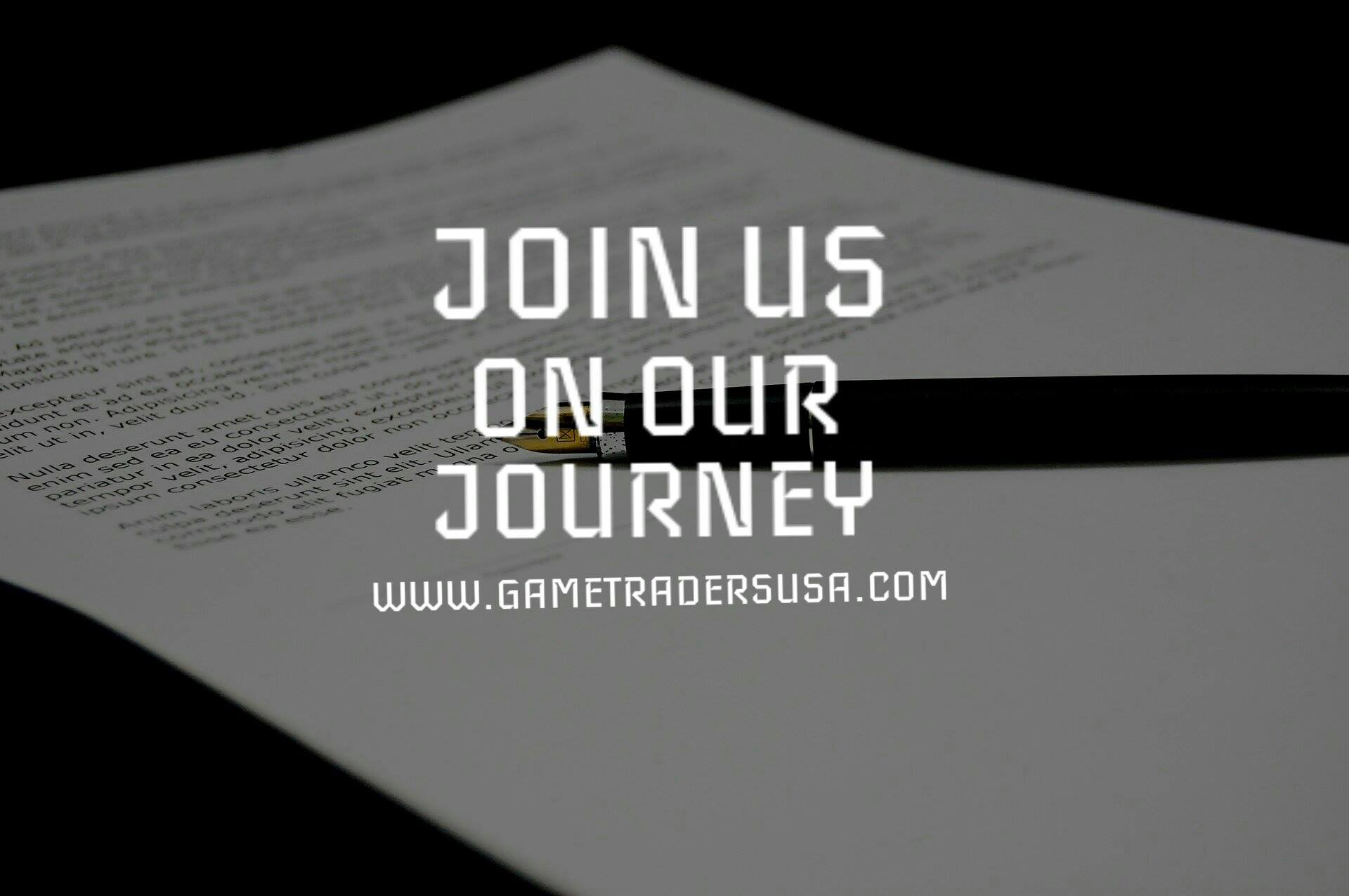 Join Our Team Of Gamers