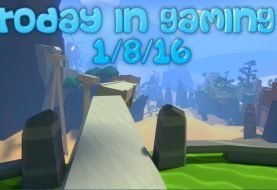 Today In Gaming | 1/8/16