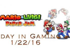 Today In Gaming | 1/22/16