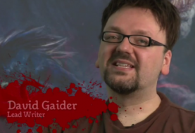 David Gaider | Exit Stage Left