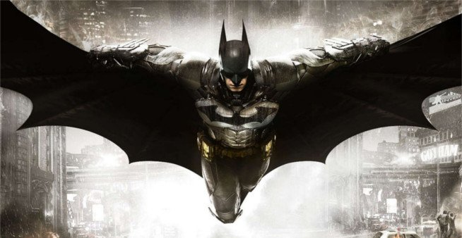 BATMAN ARKHAM KNIGHT RAP ANTHEM
