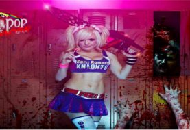 Hot Lollipop Chainsaw Cosplay
