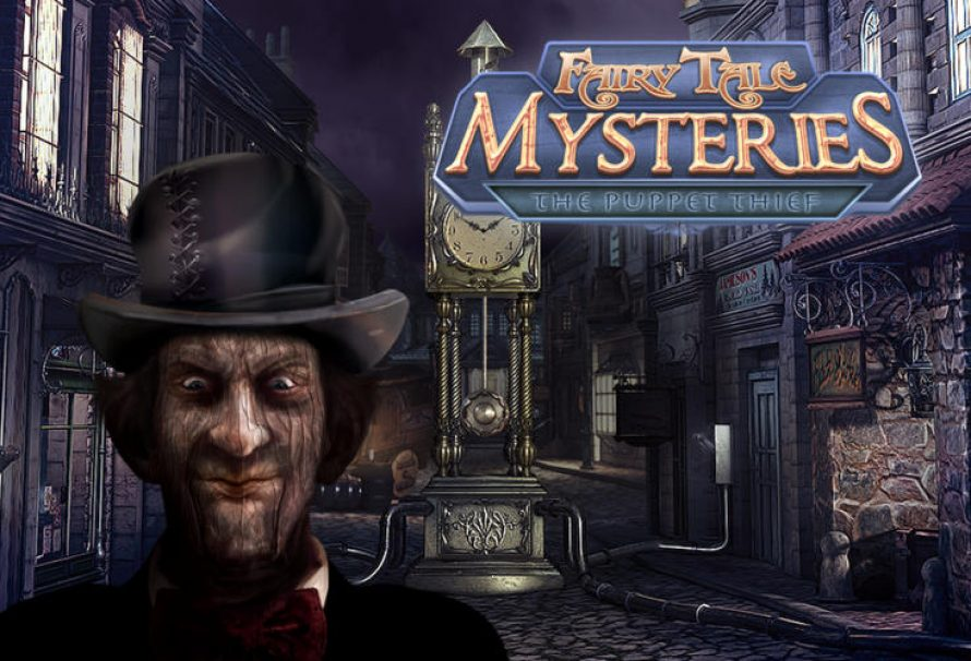 Fairy Tale Mysteries: The Puppet Thief Out Today On Steam
