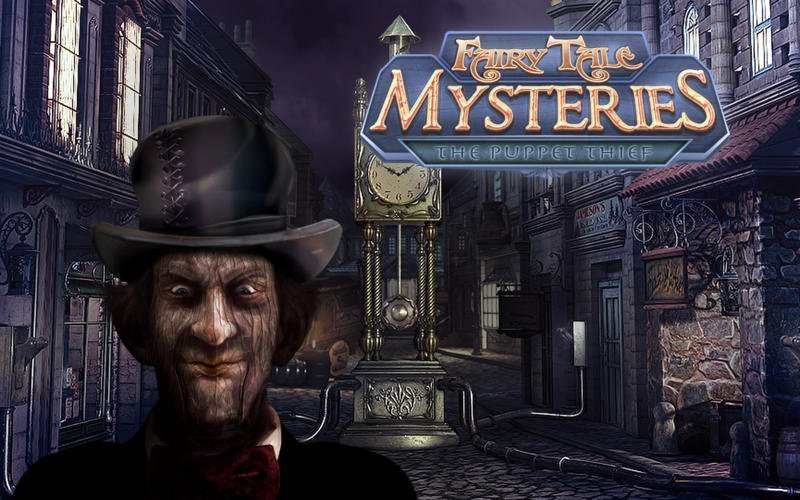 Fairy Tale Mysteries: The Puppet Thief Out Now!