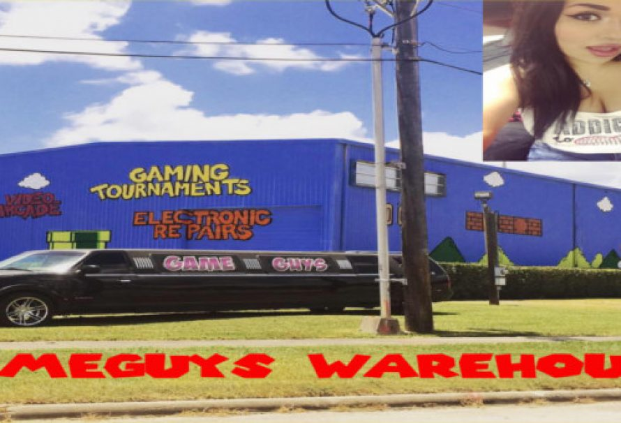 GameGuys Warehouse in Houston TX