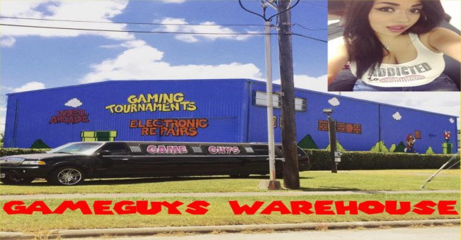 GameGuys Warehouse - Check It Out!