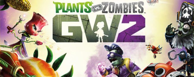 Plants vs Zombies: Garden Warfare 2 Beta Coming to PS4 & XB1