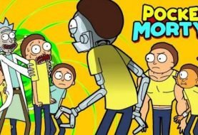 Pocket Mortys Out Now