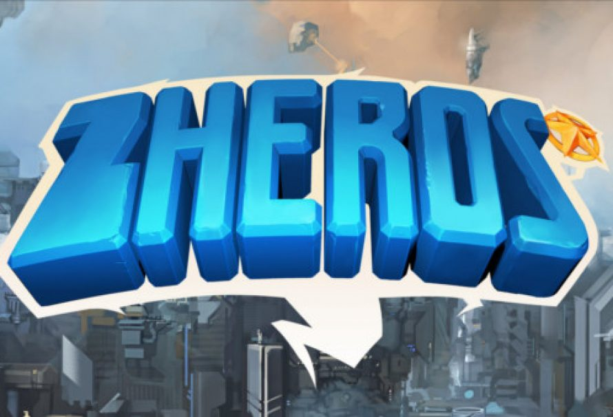 ZHEROS Out Now On Xbox One