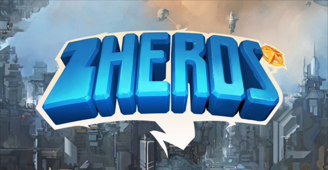 ZHEROS - Out Today On Xbox One