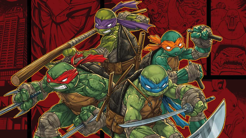 TMNT; Mutants in manhattan Leaked Info