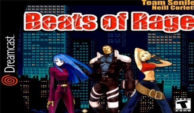 What Is Beats Of Rage?