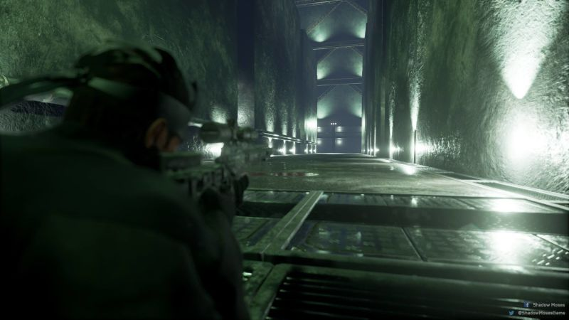 Metal Gear Solid HD Remake On PC