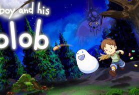 A Boy and His Blob Out Today On PS4 - Vita - XB1 - & Steam