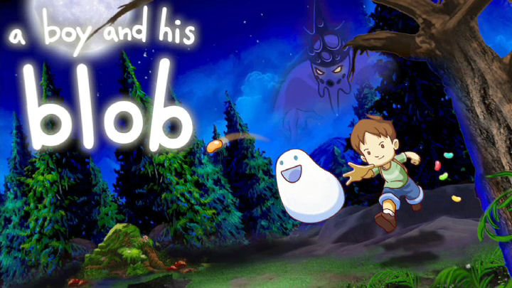 A Boy and His Blob makes its triumphant return! A reimagining of the NES classic, as the boy, you feed your blob jelly beans and watch him transform into cool and useful objects to solve puzzles and escape danger. With its robust and emotionally driven story, challenging puzzles, and visually impressive art style, A Boy and His Blob is sure to become a classic once again. When Blobolonia is threatened by an evil Emperor, the blob comes to Earth looking for help. Instead, he finds a young boy. Help the blob dethrone the evil Emperor that's terrorizing Blobolonia and establish a friendship with the blob that will last a lifetime.