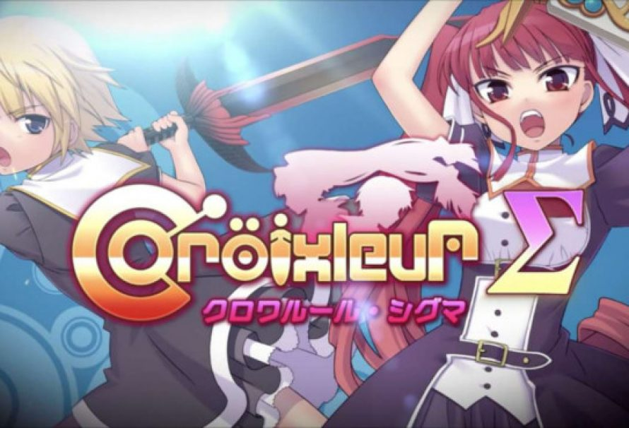 Croixleur Sigma On PS4 & Vita Today